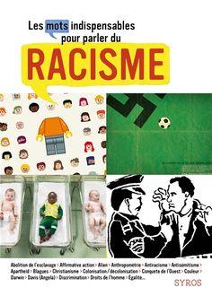 CDI - LYCEE PROFESSIONNEL FRANCOISE DOLTO - Les mots indispensables pour parler du racisme