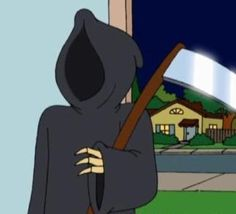 Death, also known as theGrim Reaper, is a recurring character on Family Guy voiced byNorm MacDonald