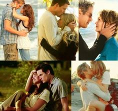 Ultimate NICHOLAS SPARKS Fan Collection - 13 Books and 5 Movies on DVD Notebook