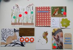 Squirell snail mail