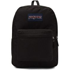 JanSport Superbreak Backpack ( 36) ❤ liked on Polyvore featuring bags 6d25d3a14f005