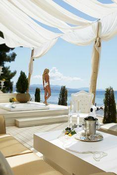 Danai hotel and villas, Chalkidiki..Greece  Perfect spot.