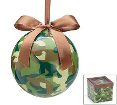 Here Are The Best Camouflage Christmas Tree Ornaments. Are you decorating a hunting lodge? Or perhaps you love hunting, and want to decorate your home in a camouflage theme for Christmas? I have the perfect ornaments for your Christmas tree. Camoufla