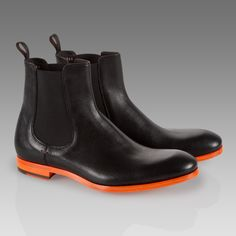 Paul Smith Shoes - Black Hobby Boot - am trying to find this pair.... any lead?