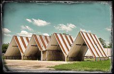 The American Pyramids ~ Saint Joseph, Missouri USA ~ ©2013 Bob Travaglione ~ Or Zenfolio ~ www.FoToEdge.com ~ www.flickr.com/photos/fotoedge/