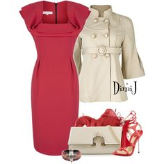 Dress Collection, created by dimij on Polyvore