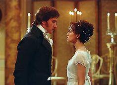 Darcy & Elizabeth.