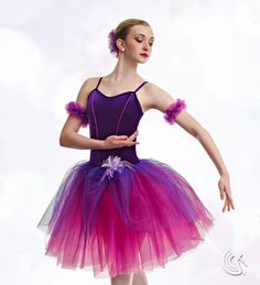 Curtain Call Costumes® - New Beginnings Ballet Dance Costume, available in two colors.