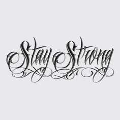 Stay Strong A man needs to be strong in every single way. Still growing as a young man. Hope to be the best I can be.