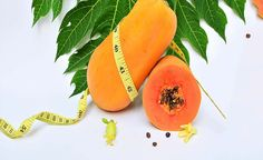 Papaya diet and its usage for losing weight #dietandnutrition