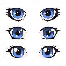 Výsledok vyhľadávania obrázkov pre dopyt oči kreslené