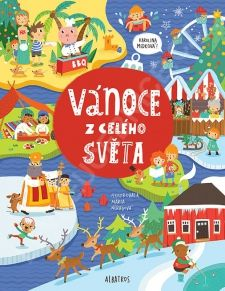 Vánoce z celého světa Christmas Dishes, Christmas Books, Christmas Presents, Christmas Crafts, Kids Around The World, Around The Worlds, Victoria Secret, Book Girl, Book Format