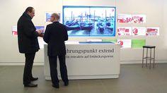 Erstellung diverser Medien und Kommunikationsmittel für die Eröffnung und Markeneinführung des Treffpunkt extend-Stores im Breuningerland Sindelfingen, später Breuningerland Ludwigsburg