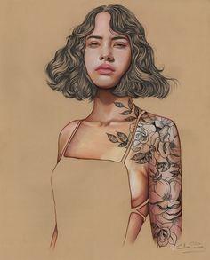 by Elena Pancorbo