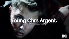 Who is very attractive Chris Argent, Dread Doctors, Alpha Pack, Sleep Paralysis, My Cousin, Werewolf, Teen Wolf, Mtv, Favorite Tv Shows