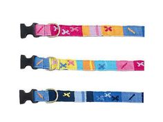 Starry Day Dog Collar - 3 patterns