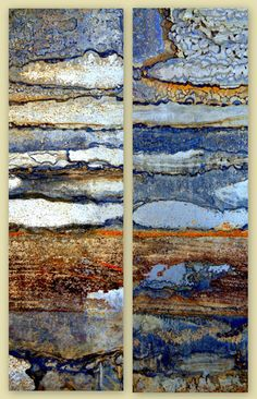 Elemental Layers by LuAnn Ostergaard