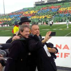Tom Hanks and Martin Short!!!!!!!!!!!!!!!!!    How do you get that lucky????