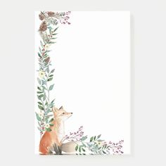 Christmas Card Holders, Christmas Cards, Letter Stationery, Christmas Berries, Sweet Notes, Note Paper, Woodland Animals, Sticky Notes, Keep It Cleaner