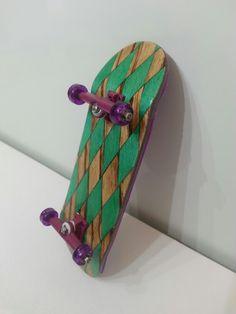 Tech Deck, Skateboarding, Decks, Finger, Cool Stuff, Toys, Awesome, Art, Products