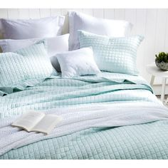 Our Classic Supersoft Quilt is the perfect addition to your dorm room bedding. This thick, warm Twin XL college comforter covers your Twin XL mattress with a soft mint color. College Comforter, Dorm Room Bedding, Twin Xl Comforter, Mint Comforter, Bed Rooms, Cute Bedding, Ruffle Bedding, Quilt Bedding, Single Quilt