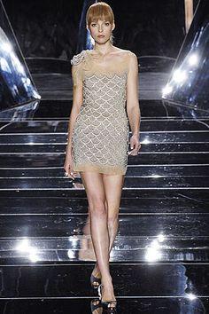 Marchesa Spring 2007 Ready-to-Wear Fashion Show - Katia Kokoreva