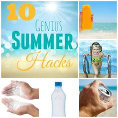 10 Genius Summer Hacks | eBay