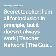Secret Teacher I Am All For Inclusion >> Signing Exact English Sign Language British Sign Language Sign