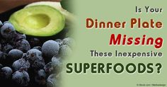 Consuming fruits and vegetables every day can help lower your risk of dying -- here five recommended superfoods that you can add to your diet. http://articles.mercola.com/sites/articles/archive/2014/10/20/summer-superfoods.aspx