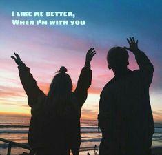 I like me better: Lauv  Follow me
