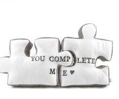 Überrasche Deine Freunde zur Hochzeit mit einem Hochzeitsgeschenk von Herzen. Ihre Namen auf Deinem Puzzle Kissen - für die Ewigkeit! Klick gleich hier!