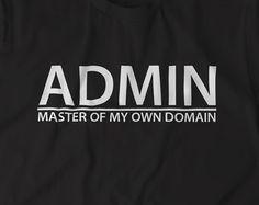 Computer Science Geek Nerd T-Shirt Funny Geek Tees Admin Tshirt Women Mens Youth Kids T Shirt