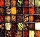 Indian Spices :: I am really obsessed with them, such beautiful colours Spice Blends, Spice Mixes, Spices And Herbs, Kraut, Belle Photo, Spice Things Up, Indian Food Recipes, Food Styling, Food Art
