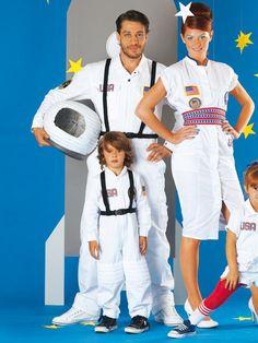 Astronaut Costumes!