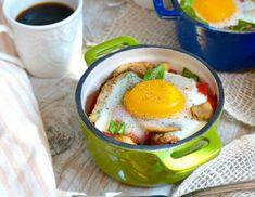 Mushroom & Chicken Sausage Bowls