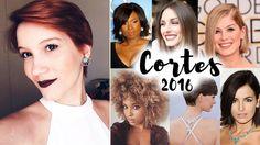 cortes de cabelo de 2016