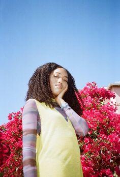Femi Abon shot on Kodak Gold 400 by Brandon Stanciell