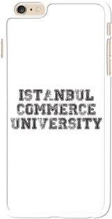 İstanbul Ticaret Üniversitesi - M3 - Kendin Tasarla - iPhone 6 Kılıfı