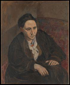 Picasso, Gertrude Stein