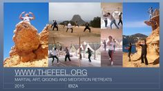 After two ZenmaX Natural Tuning retreats on Ibiza in April, we will organize a third retreat at Casa Gazebo from 25 October - 31 October this year.The retreat offers you six nights accommodation and five days internal martial art training, enriched with qigong and meditation exercises, however the program leaves you enough free time to explore Ibiza and its natural treasures.