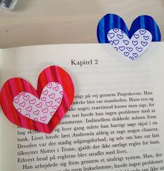 How to Make Heart Shaped Bookmarks - Snapguide