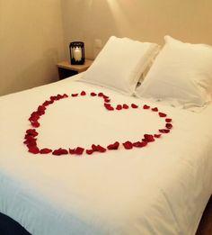Une chambre parfaite pour recevoir nos jeunes mariés