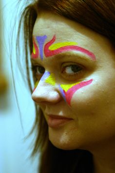 How to Make Your Own Face Paint in 10 Steps @jod