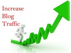 increase your blog traffic, how to get traffic