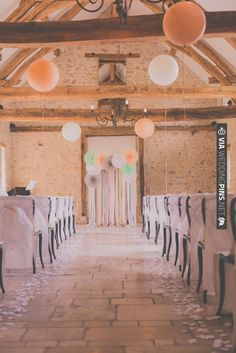 whimsical ceremony decor | CHECK OUT MORE IDEAS AT WEDDINGPINS.NET | #weddings
