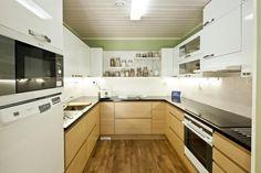 Talo Honkonen - Keittiö | Asuntomessut