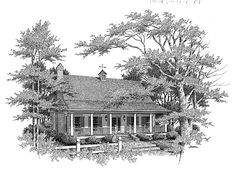Eplans Farmhouse House Plan - A Touch of Class - 1966 Square Feet and 3 Bedrooms(s) from Eplans - House Plan Code HWEPL09242