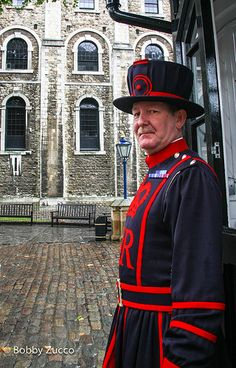 Tower of London Beefeaters