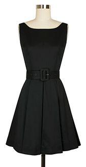 Trashy Diva Audrey Mini Dress audrey1-blackstretch