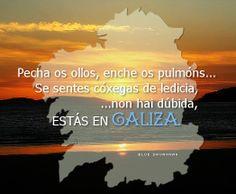 #Galiza by Blue Savannah